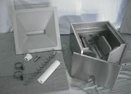 容量式・重量式供給機 アキュレートフィーダ