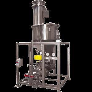 E-フィニティ ブロワ式低圧連続高濃度 空気輸送装置